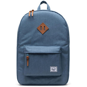 Herschel Heritage Sac à dos, blue mirage crosshatch